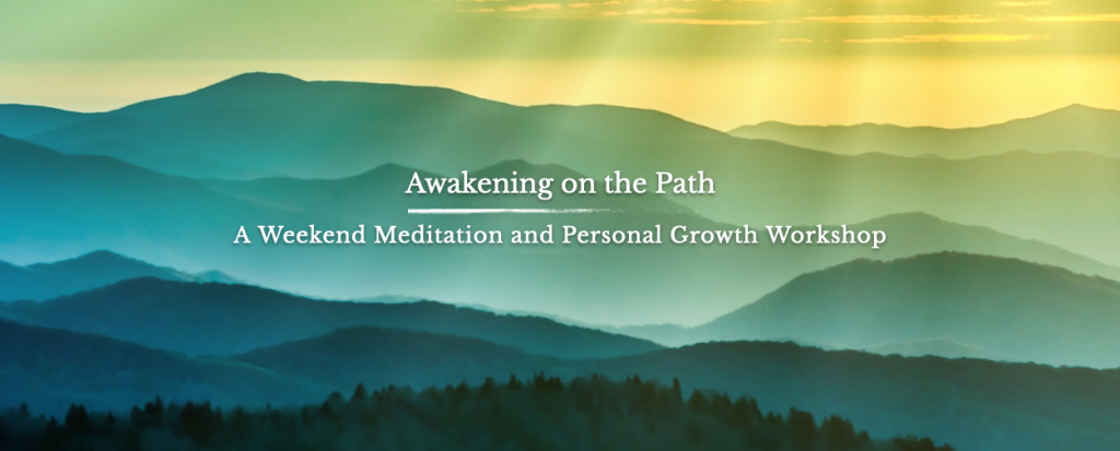 Awakening of the path